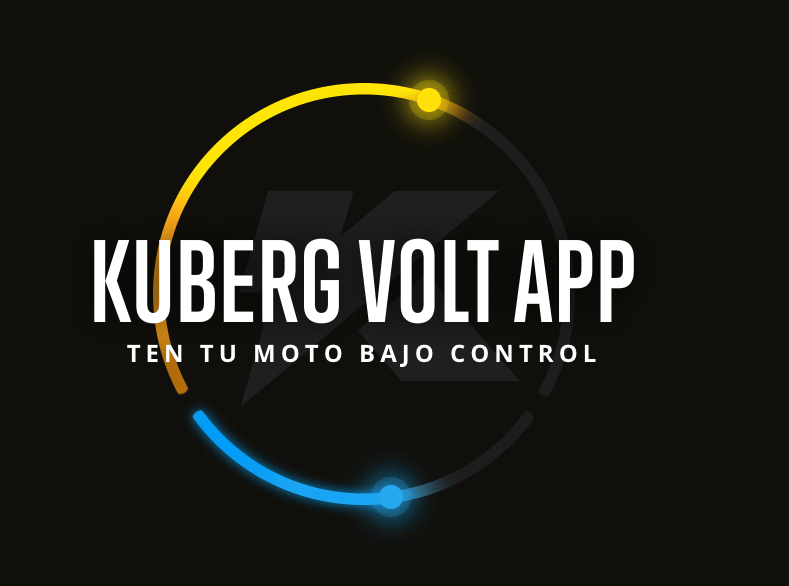 kuberg volt app